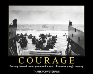 Veteran COURAGE