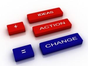IdeaActionChange by David Castillo Dominici FDP