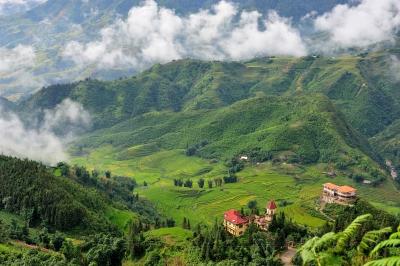 Rice Terrace by amenic181 FDP